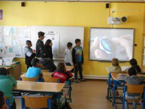 prezentace šesté třídy