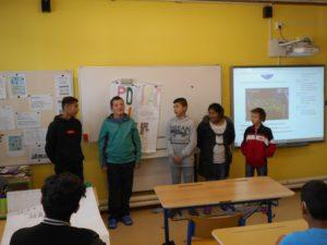 prezentace páté třídy